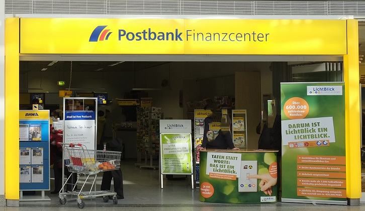 Post Paunsdorf Center