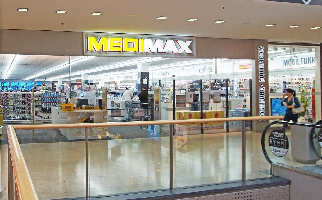 Medimax Regensburg Arcaden